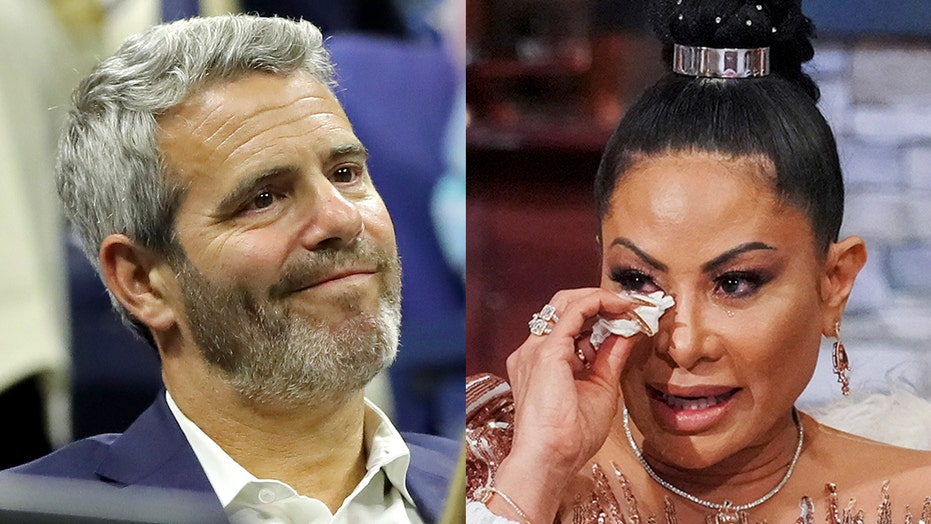 Andy Cohen breaks silence on 'Real Housewives' star Jen Shah's arrest: 'Oy vey'