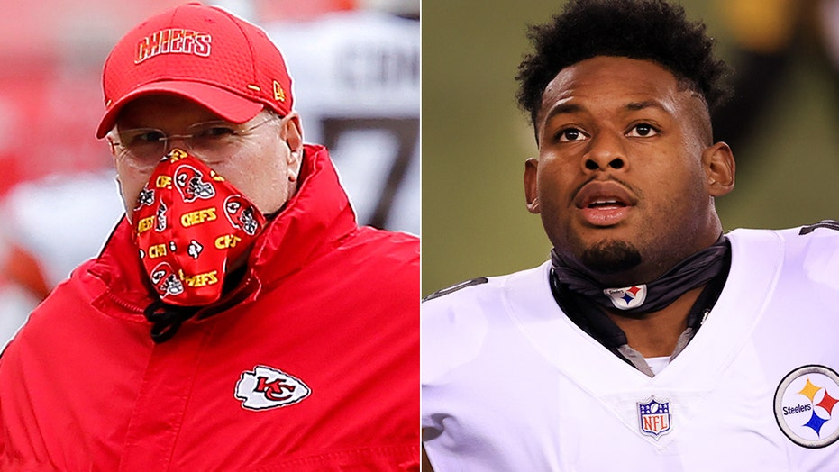 Andy Reid's unique attempt to recruit JuJu Smith-Schuster to Chiefs