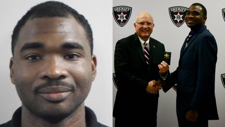 Georgia sheriff's deputy fatally stabbed by handcuffed inmate; another wounded, sê owerhede