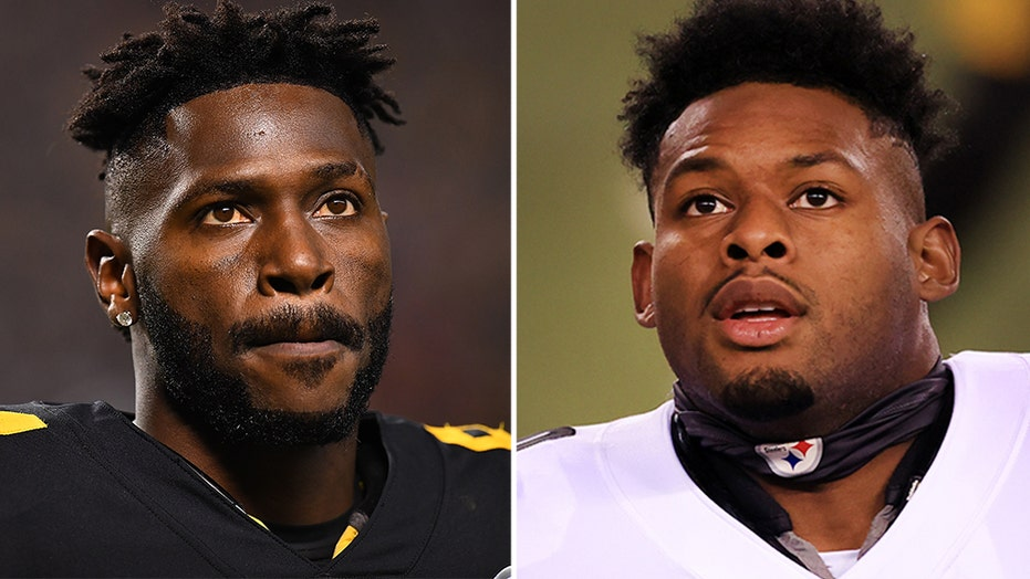 Steelers' JuJu Smith-Schuster says Antonio Brown still has him blocked on social media