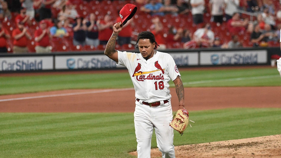 Martinez gets 1st win as starter since 2018, Cards top Phils