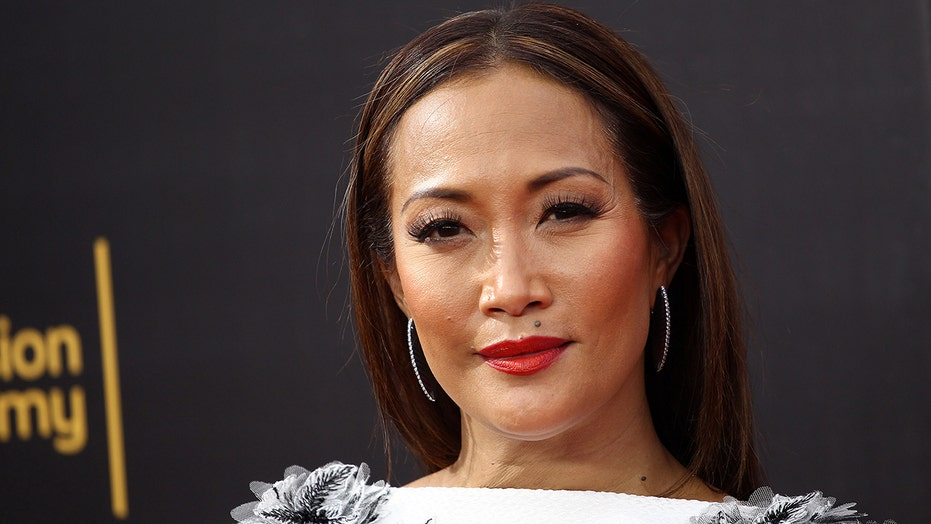 Carrie Ann Inaba to take leave of absence from 'The Talk' to focus on 'wellbeing'