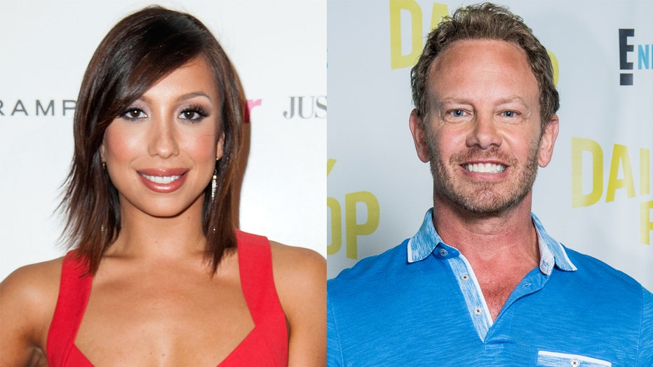 'Dancing with the Stars' pro Cheryl Burke apologizes to Ian Ziering for past 'nasty' comments