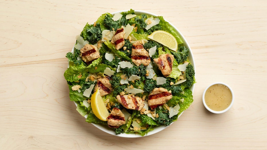 Chick-fil-A adds new kale Caesar salad to seasonal menu nationwide