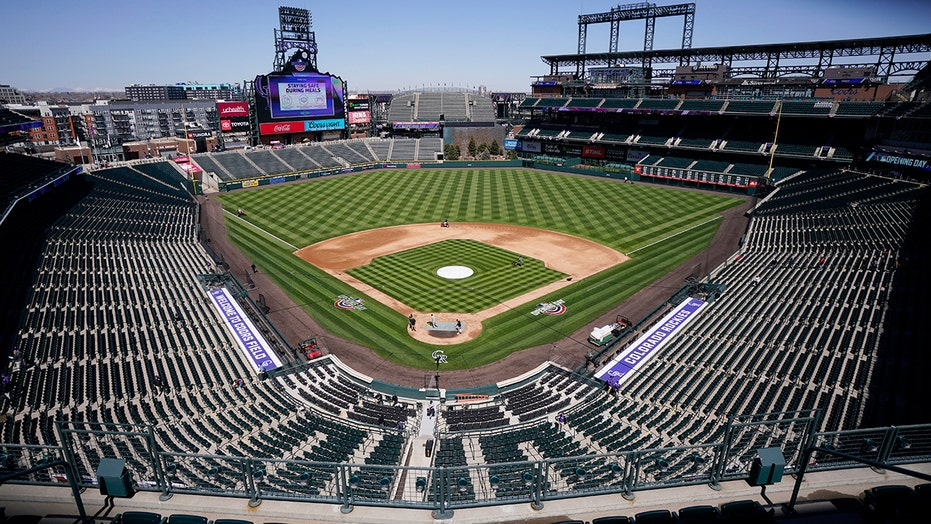 MLB All-Star Game to be played at Coors Field after league strips event from Braves: reports