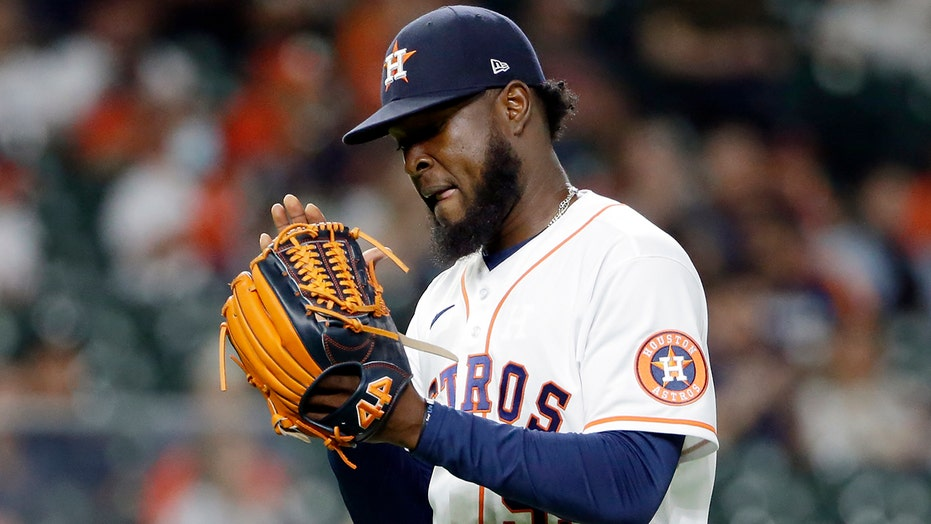 Javier pitches Astros past Mariners 2-0, back over .500