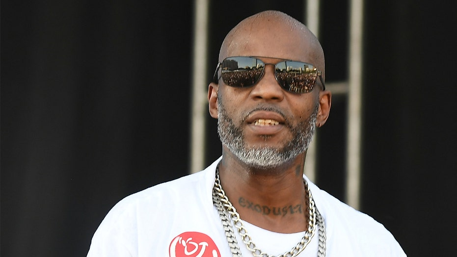 DMX is still alive, remains on life support, manager says