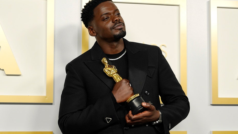 Oscar-winner Daniel Kaluuya jokes about parents' sex life during speech:  Mom is 'not going to be very happy' | Fox News