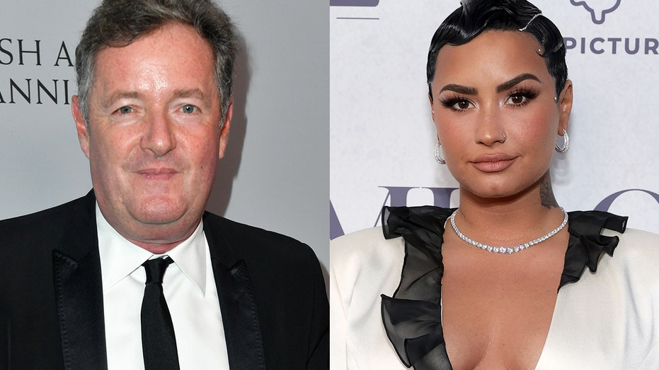 Demi Lovato frozen yogurt drama ripped by Piers Morgan: 'All she did was shame herself'