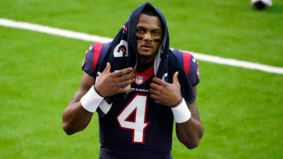 Deshaun Watson fires back at 22 accusers with 'money grab' claim