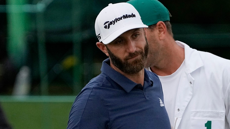 Defending Masters champ Dustin Johnson leads notable golfers who miss cut
