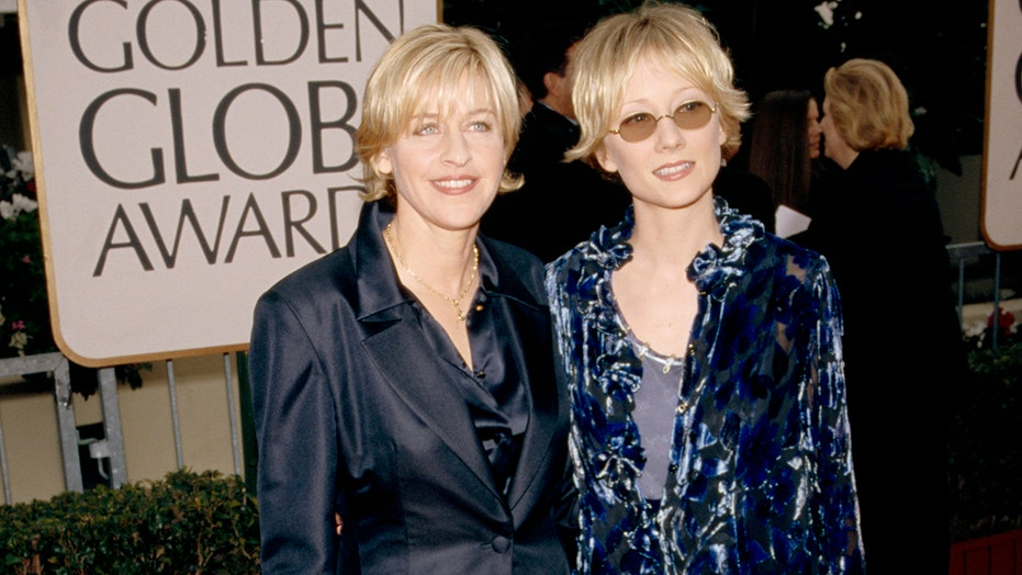 Anne Heche says Ellen DeGeneres didn't want her to 'dress sexy' while they were together