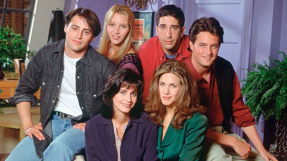 'Friends' cast opens up about 'emotional' reunion for HBO Max special: 'We just started crying'