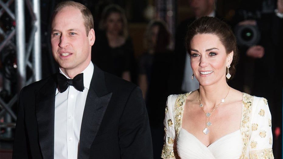 Prince William to make virtual speech for 2021 BAFTA awards celebrating film, TV