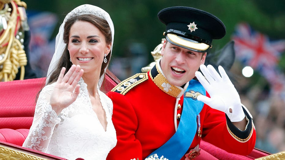 Prince William, Kate Middleton's wedding guests say 'everything outside just roared' during televised ceremony
