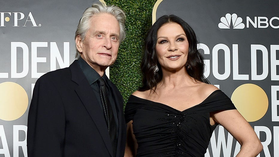 Catherine Zeta-Jones credits 'constant love and respect' for her 20-year marriage to Michael Douglas
