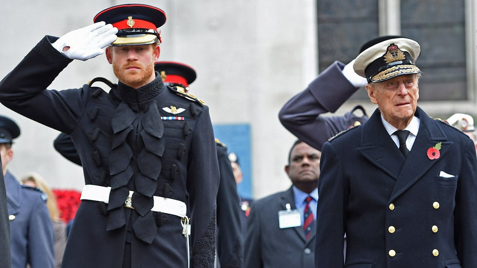 Prince Harry, Meghan Markle say Prince Philip will be 'greatly missed' in subtle online tribute
