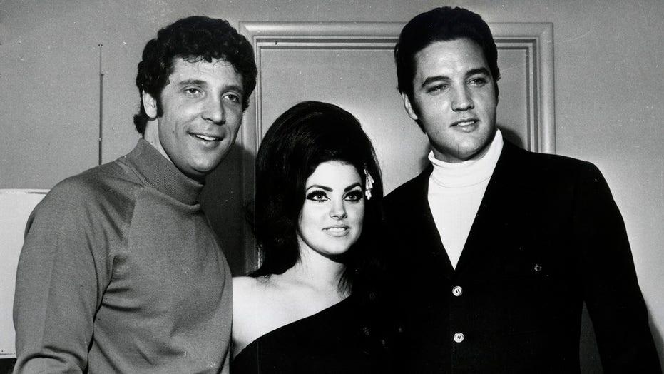 Tom Jones recalls comical encounter with Elvis Presley in Las Vegas: 'We became that close'