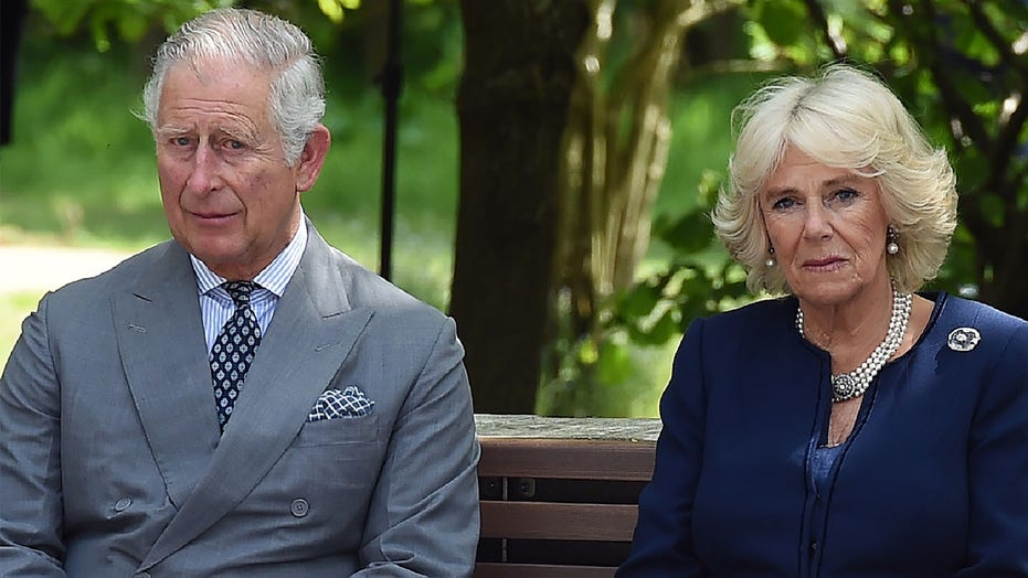 Camilla, Duchess of Cornwall's son says he doesn't know if she'll ever be called 'queen'