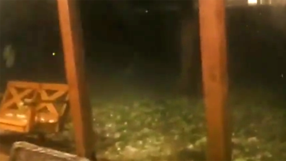 Tornadoes, baseball-sized hail slam the southern US
