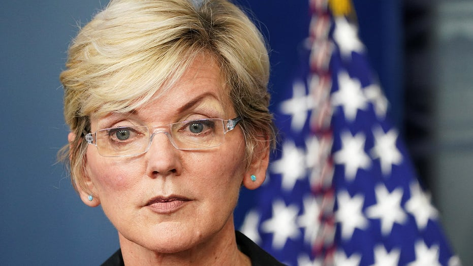 Energy Secretary Granholm asserts that gas prices may have gone up 'because of the virus'