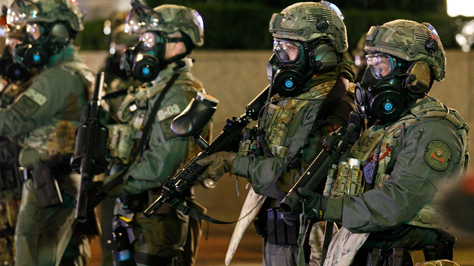 DHS IG finds use of federal officers to quell Portland riots legal, recommends better planning in future