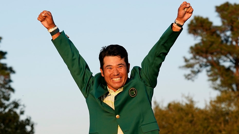 Tiger Woods congratulates Hideki Matsuyama on Masters victory: 'Win will impact the entire golf world'