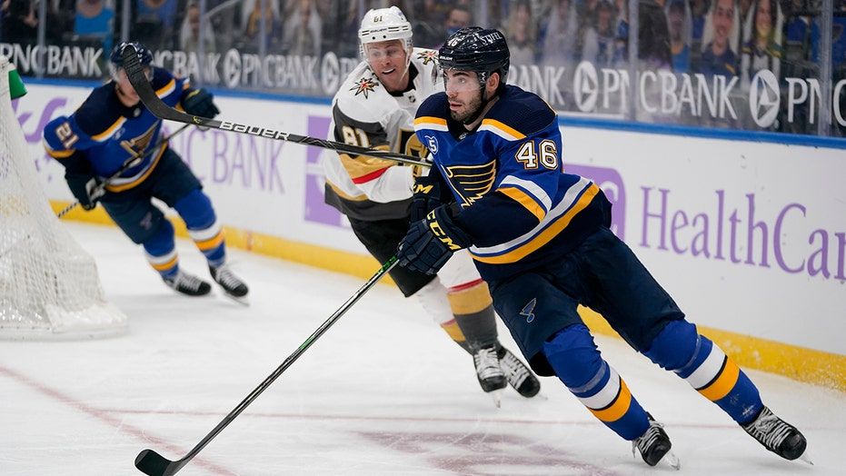 Binnington has 50 saves, Blues beat Vegas to end 7 game skid