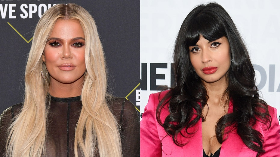 Khloé Kardashian's photo controversy due to 'diet culture,' Jameela Jamil says
