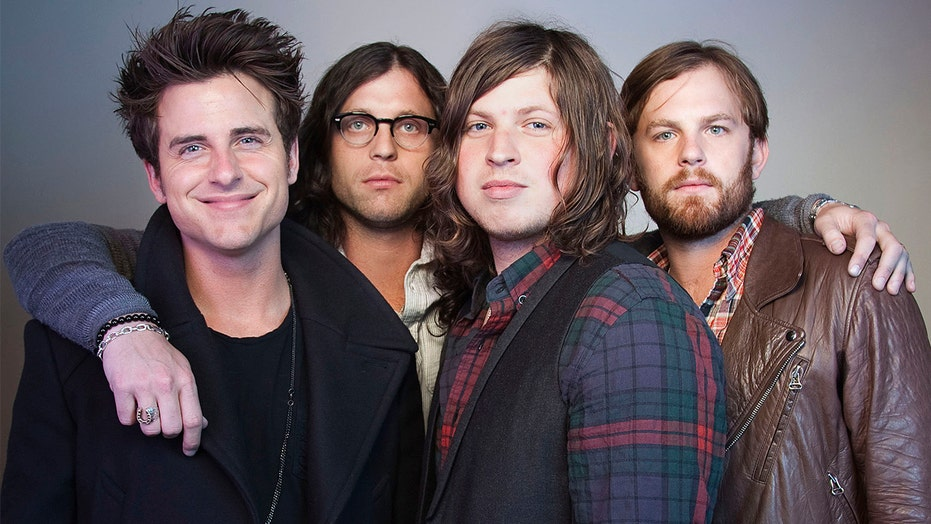 Kings of Leon set to perform on first night of NFL draft