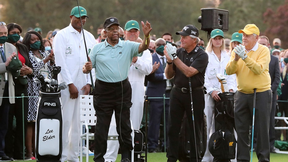 Gary Player's son banned from Masters after showing off father's golf ball during Lee Elder ceremony