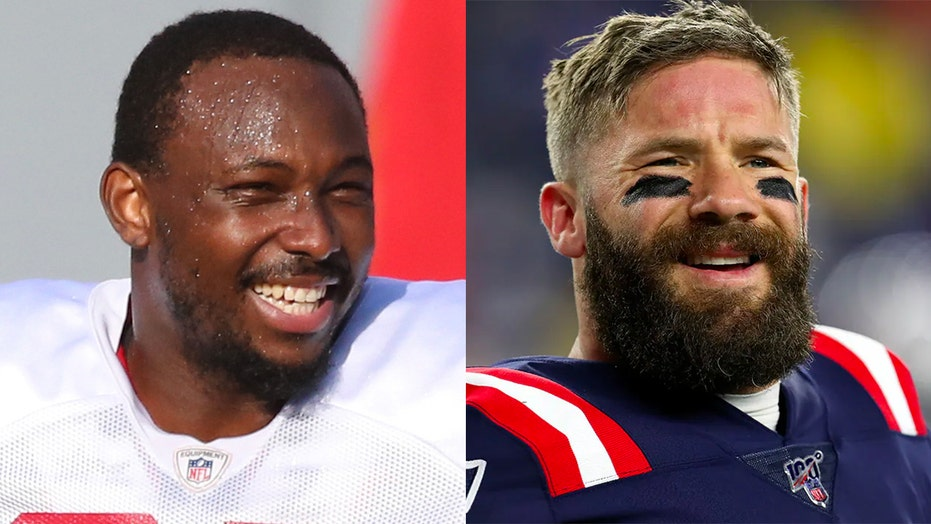 LeSean McCoy believes he has 'good shot' at Hall of Fame, unsure about Julian Edelman