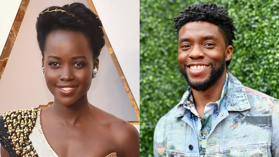 Chadwick Boseman 'very much' honored by 'Black Panter II,' star Lupita Nyong'o says