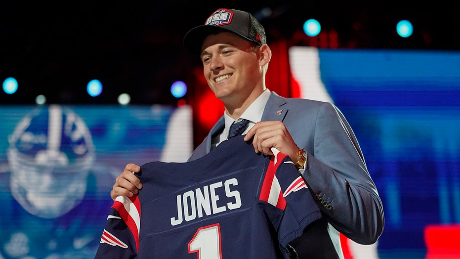 Patriots' Mac Jones reveals what happened the lone time he was in the New England area