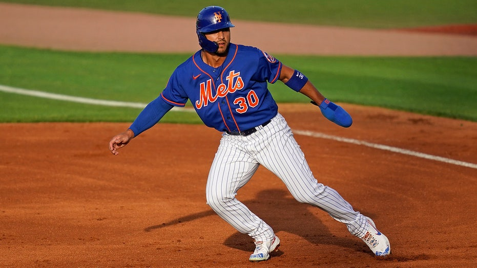 Mets' Michael Conforto mum on whether he'd get the coronavirus vaccine