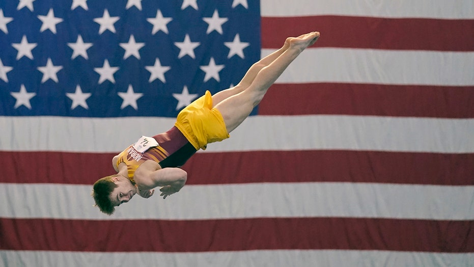 Olympic Gold: Men's gymnastics struggling to survive