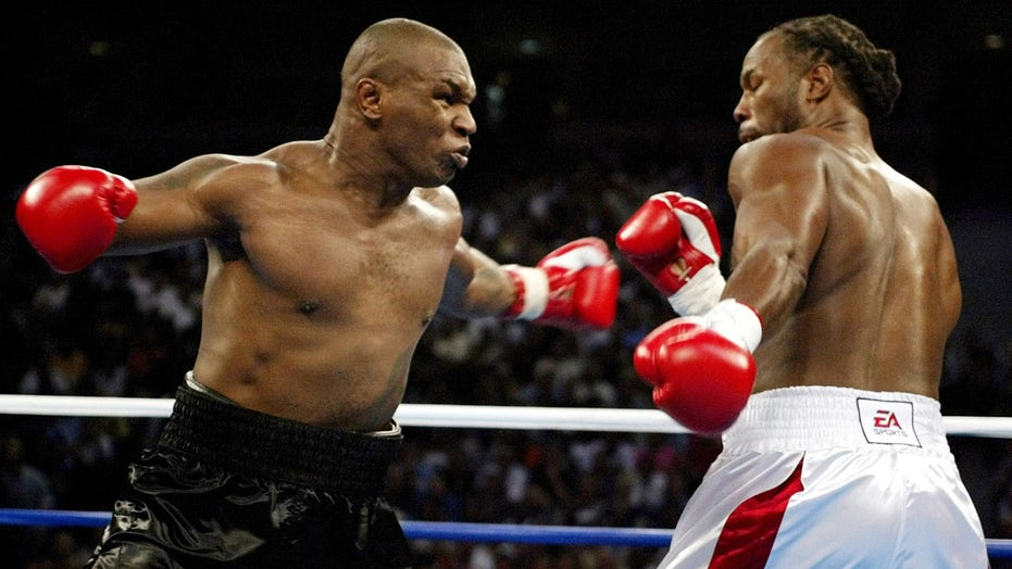 Mike Tyson confirms upcoming Lennox Lewis fight: report