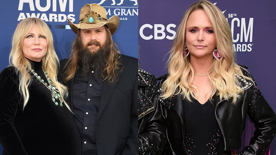 Why Miranda Lambert performed with Chris Stapleton instead of his wife Morgane at the 2021 ACM Awards