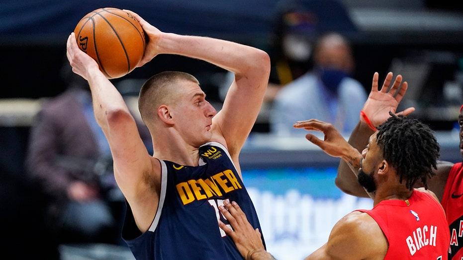 Jokic, Porter lead Nuggets past Raptors 121-111