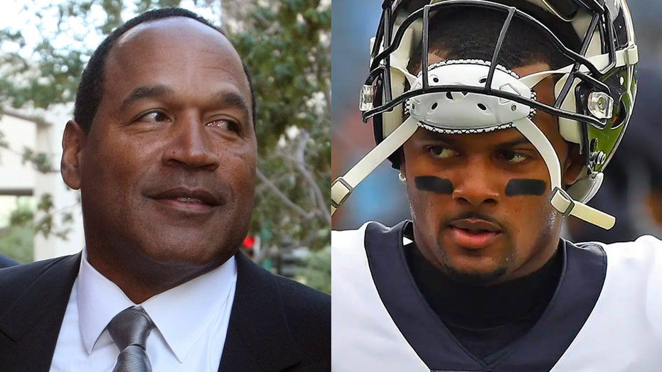 Deshaun Watson finds support from O.J. Simpson amid sexual misconduct allegations