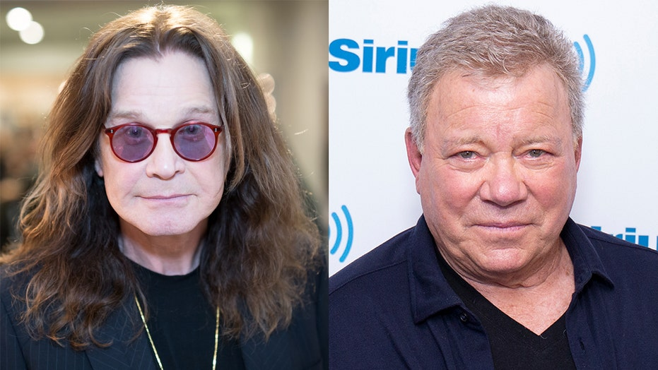 WWE Hall of Fame inducts Ozzy Osbourne, William Shatner