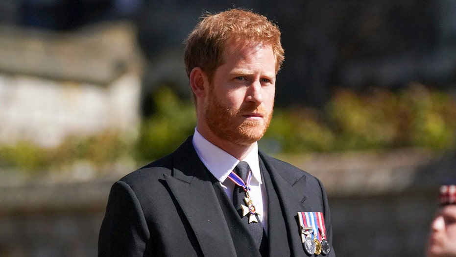 Officer responded to Prince Harry's home to deliver message related to Prince Philip's death