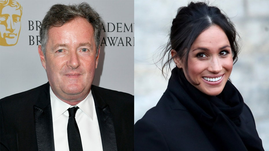 Piers Morgan wants to ask Meghan Markle 'more difficult questions' following accusations against royal family