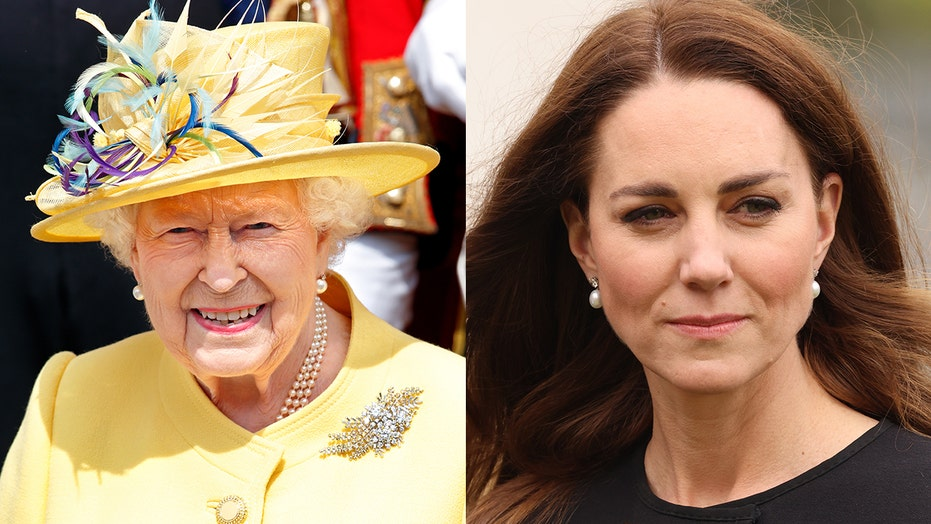 Queen Elizabeth II gives Kate Middleton a new job
