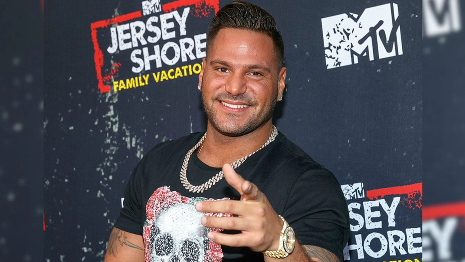 'Jersey Shore' star Ronnie Ortiz-Magro speaks out after arrest