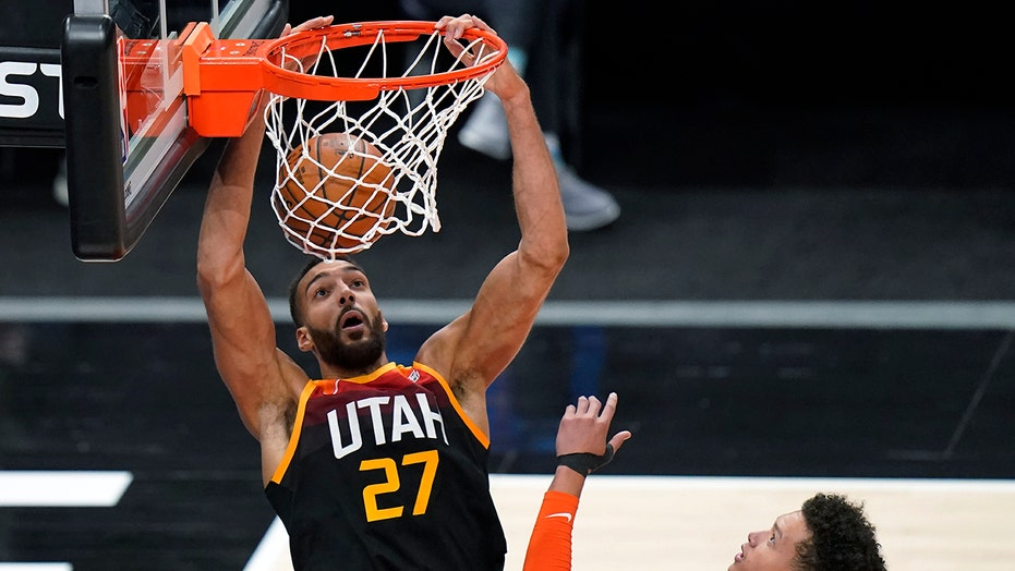 NBA-leading Jazz deal Thunder seventh straight loss, 106-96
