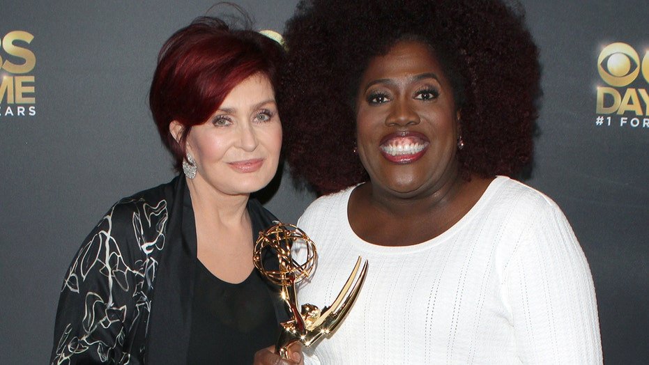 Sheryl Underwood breaks silence after Sharon Osbourne's exit from 'The Talk': 'This was out of my control'