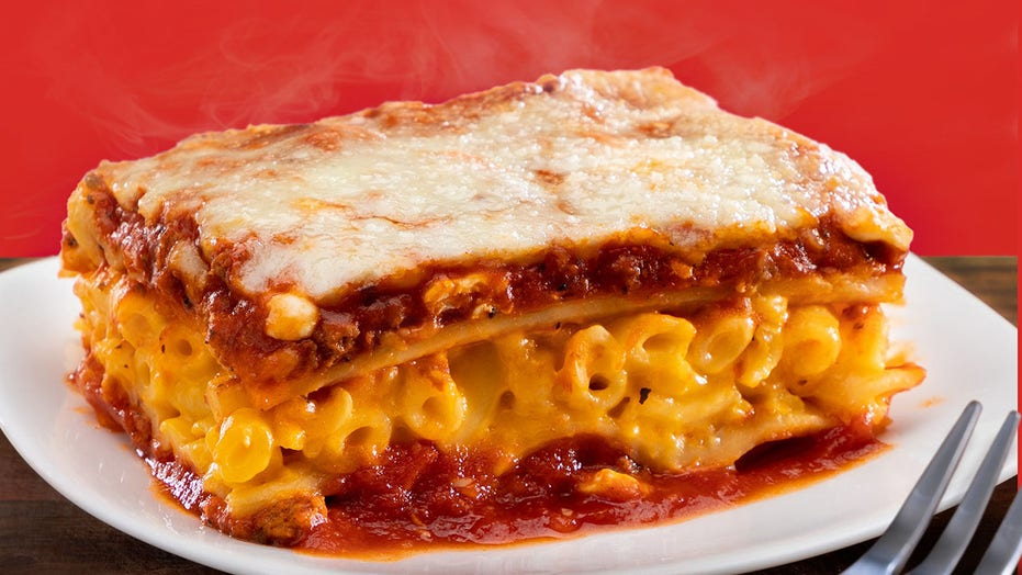 Stouffer's announces combination lasagna/mac and cheese: LasagnaMac