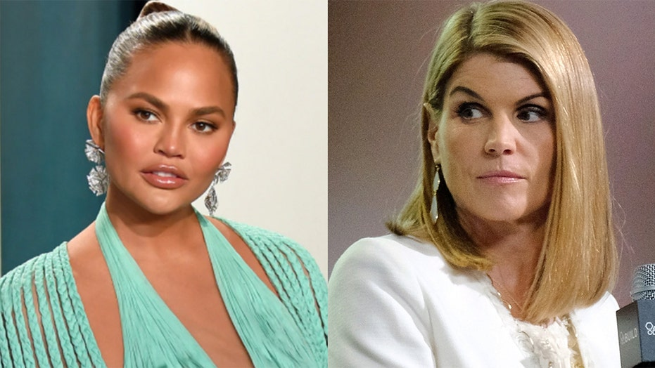 Chrissy Teigen jabs Lori Loughlin on Twitter over college admissions scandal, spells her name wrong