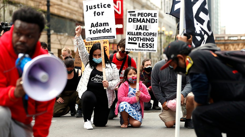 Chicago braces for release of video in Adam Toledo's shooting death